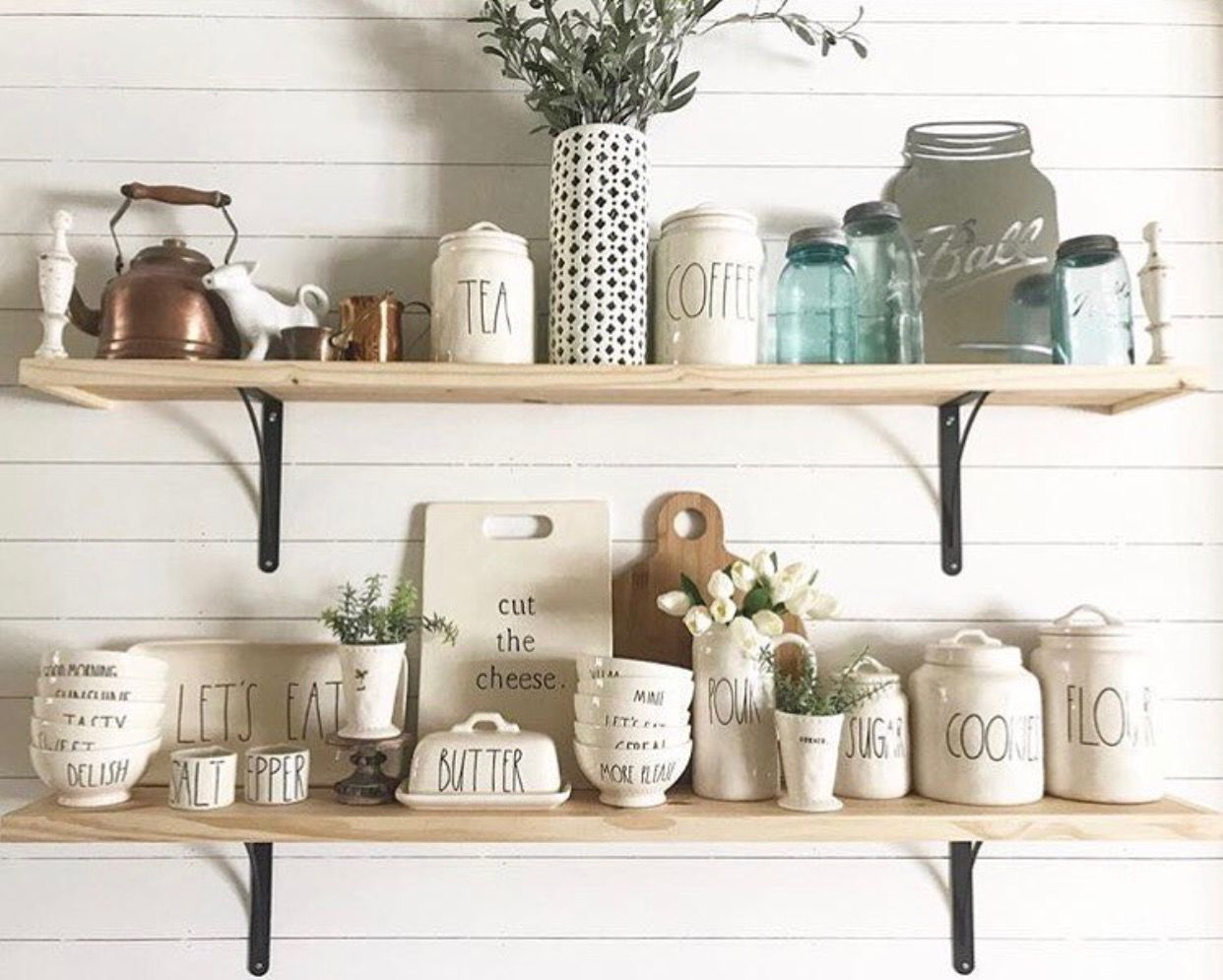 Pin by Gisela Flores on Love❤️Rae Dunn | Pinterest | Kitchens ...