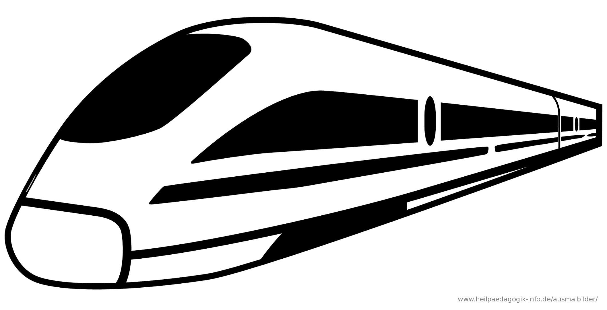 Ausmalbilder Eisenbahn Malvorlagen Für Kinder Fa Projekt Auto