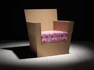 Mobili cartone ~ Mobili fai da te ecologici mobili di cartone fai da te