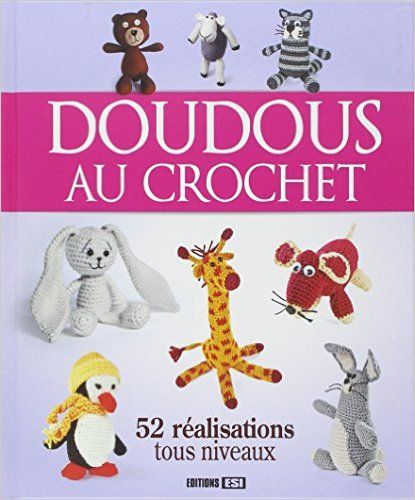 Cuddly Amigurumi Toys: 15 New Crochet Projects by Lilleliis: Lille ... | 500x415