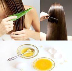 2 recetas de mascarillas caseras para el cabello reseco que usan a diario en los salones de belleza