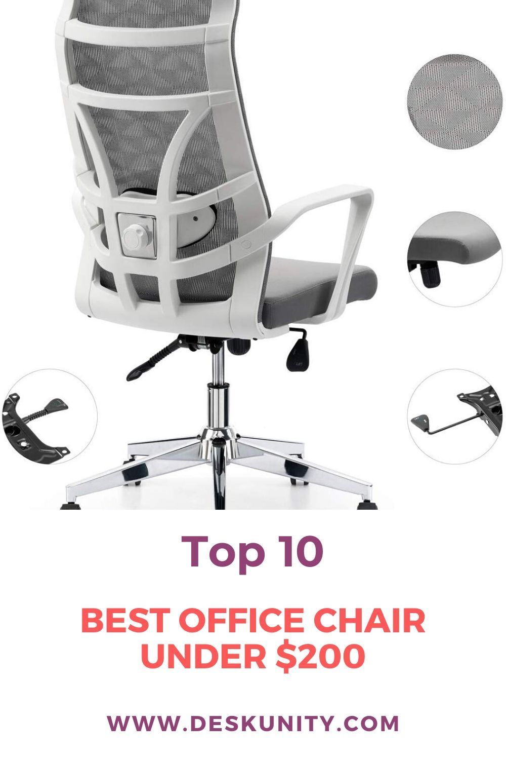 Top 10 Best Office Chair Under 200 in 2020 Office chair