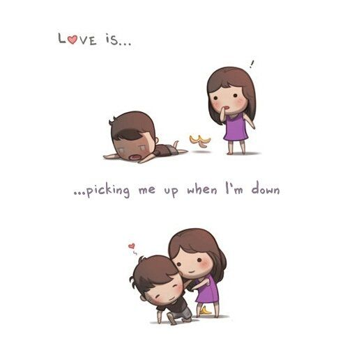 Love Is Tumblr Cute Love Stories Love Is Cartoon Cute Love Quotes