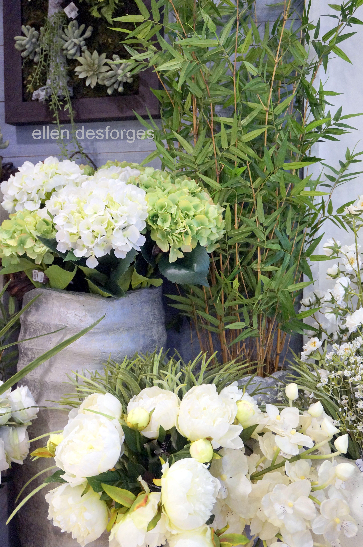 fleurs artificielles SIA chez Ellen Desforges à Lille | fleurs ...