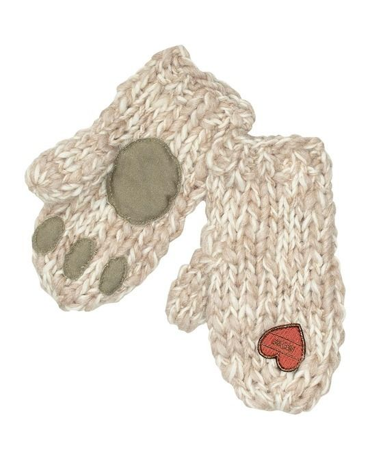 Paw Gloves by Scotch & Soda | While They Grow Up | Pinterest ...