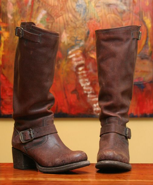 Frye Vera Slouch. Like Veronica with a heel. I need to add these to my collection.