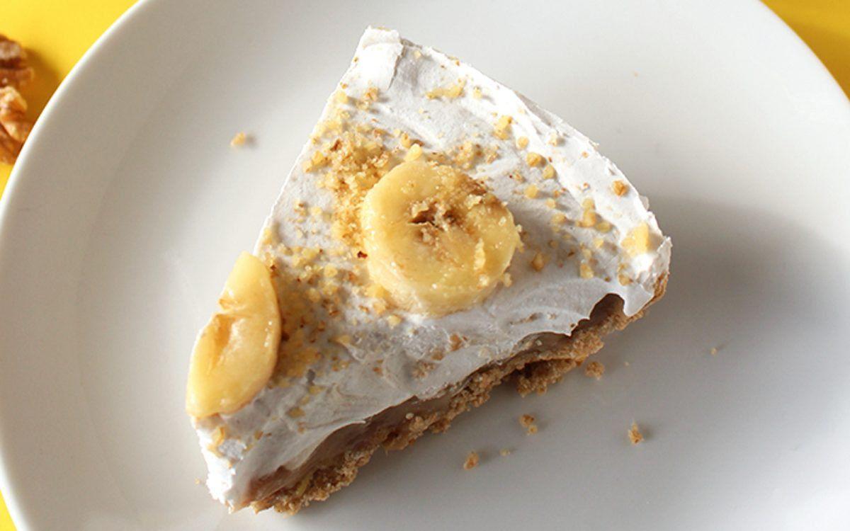 Banana Cream Pie Vegan Gluten Free One Green Planetone Green
