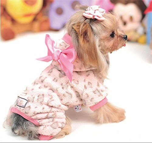 PetsLove Pet Outwear Velvet Cute Costume Dog Clothes Cold…