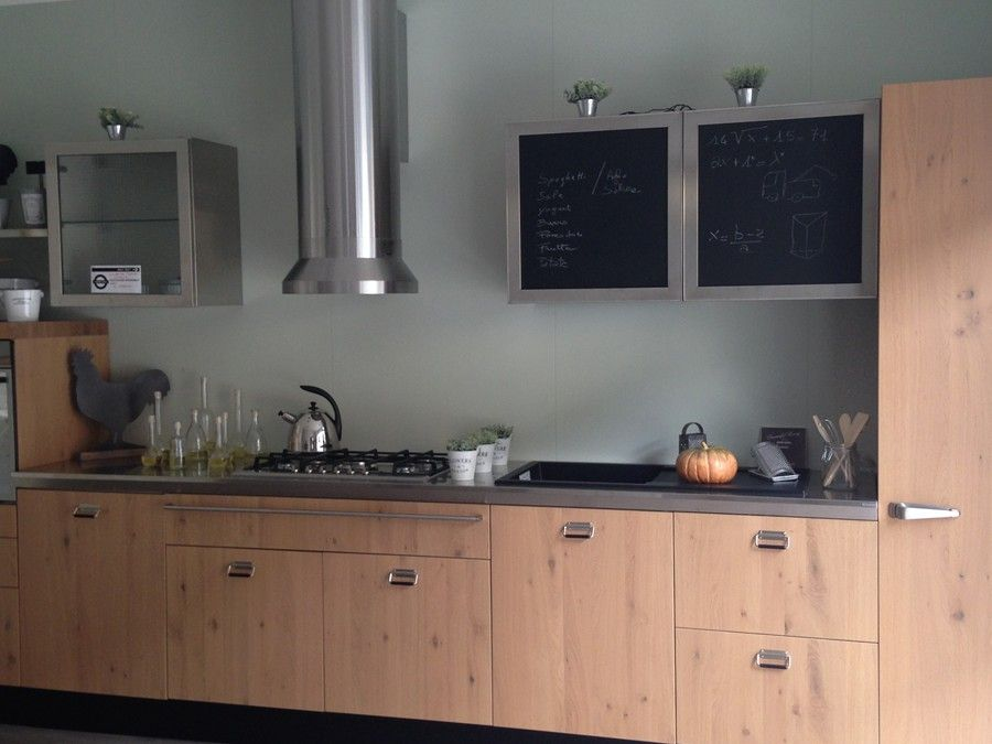 Cucina Diesel social kitchen in Acciaio Spotless Metal ...