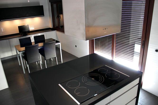 diseño de #cocinas Diseño de cocinas en Cocinas con isla en - cocinas con isla
