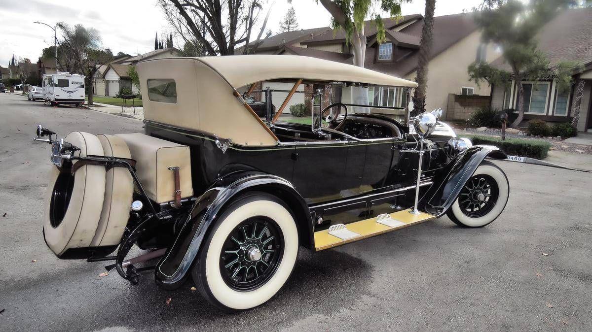 1927 Locomobile 90 for sale #2008048 - Hemmings Motor News ...