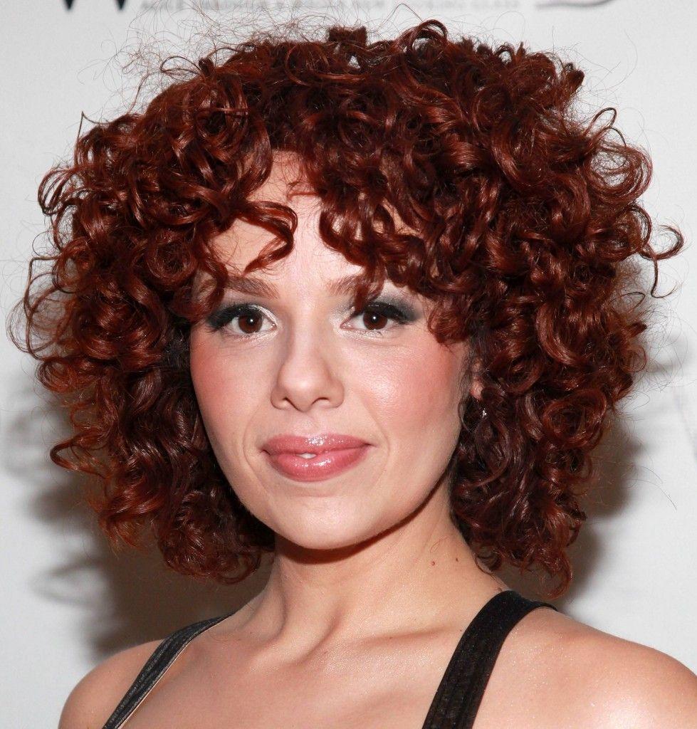 Shorthairstylesforthickcurlyhair beauty pinterest curly
