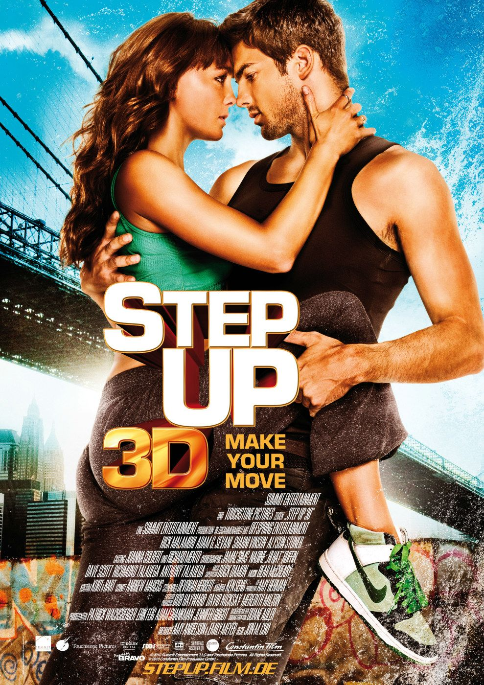 Step Up 3 Step Up Movies Step Up 3 Step Up