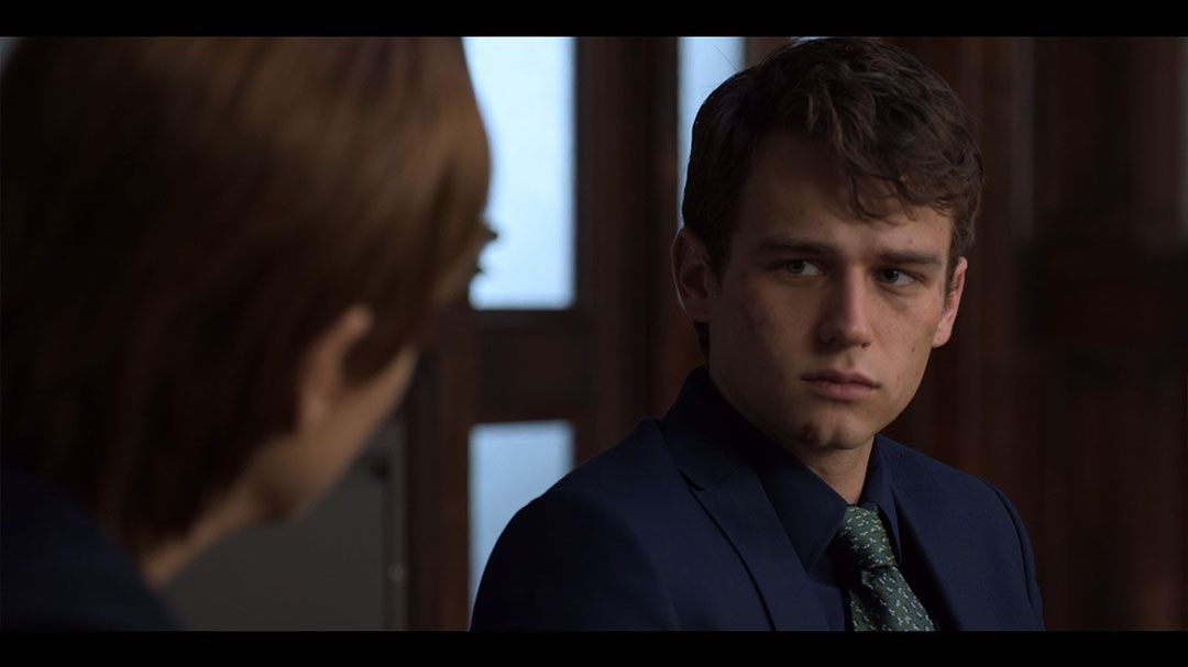 Brandon Flynn As Justin Foley In Season 2 Episode 12 Of 13