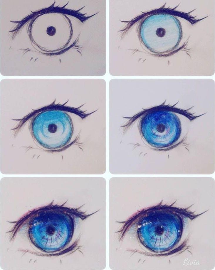 Follow Me You Will Have More Beautiful Pic Zumi Anime Eye Drawing Eye Drawing Drawings