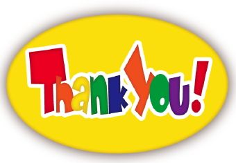 43+ Clipart thank you free information
