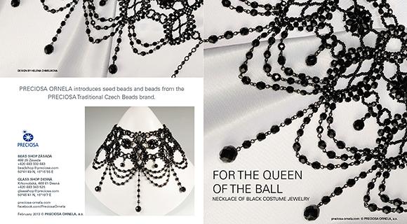 Una collana per la regina del ballo