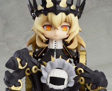 Chariot with Mary Tank Set (Black Rock Shooter) Nendoroid-Actionfigur 10cm GoodSmileCompany