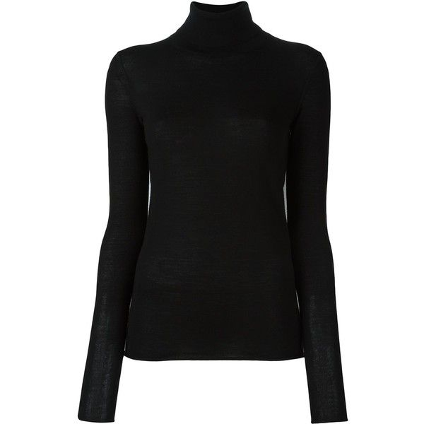 Joseph Turtle Neck Jumper 290 Liked On Polyvore Featuring Tops