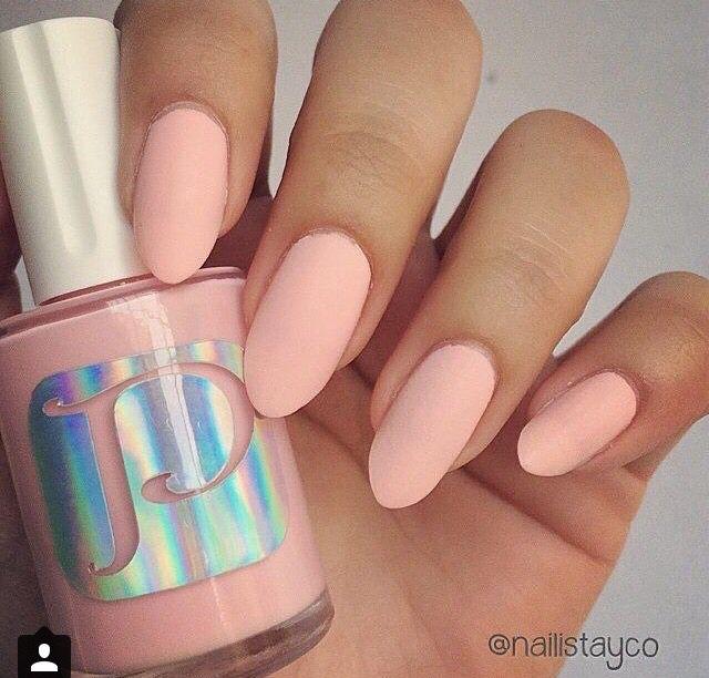 Pastel matte nails | Finger tip gallery | Pinterest | Diseños de ...