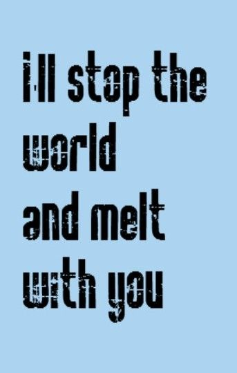 Modern English I Melt With You Song Lyrics Music Quotes Song