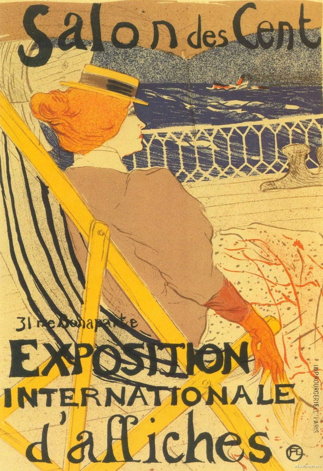Henri De Toulouse Lautrec Henri De Toulouse Lautrec Paintings 119 Art Oil Paintings A Henri De Toulouse Lautrec Art Nouveau Poster Toulouse Lautrec Poster