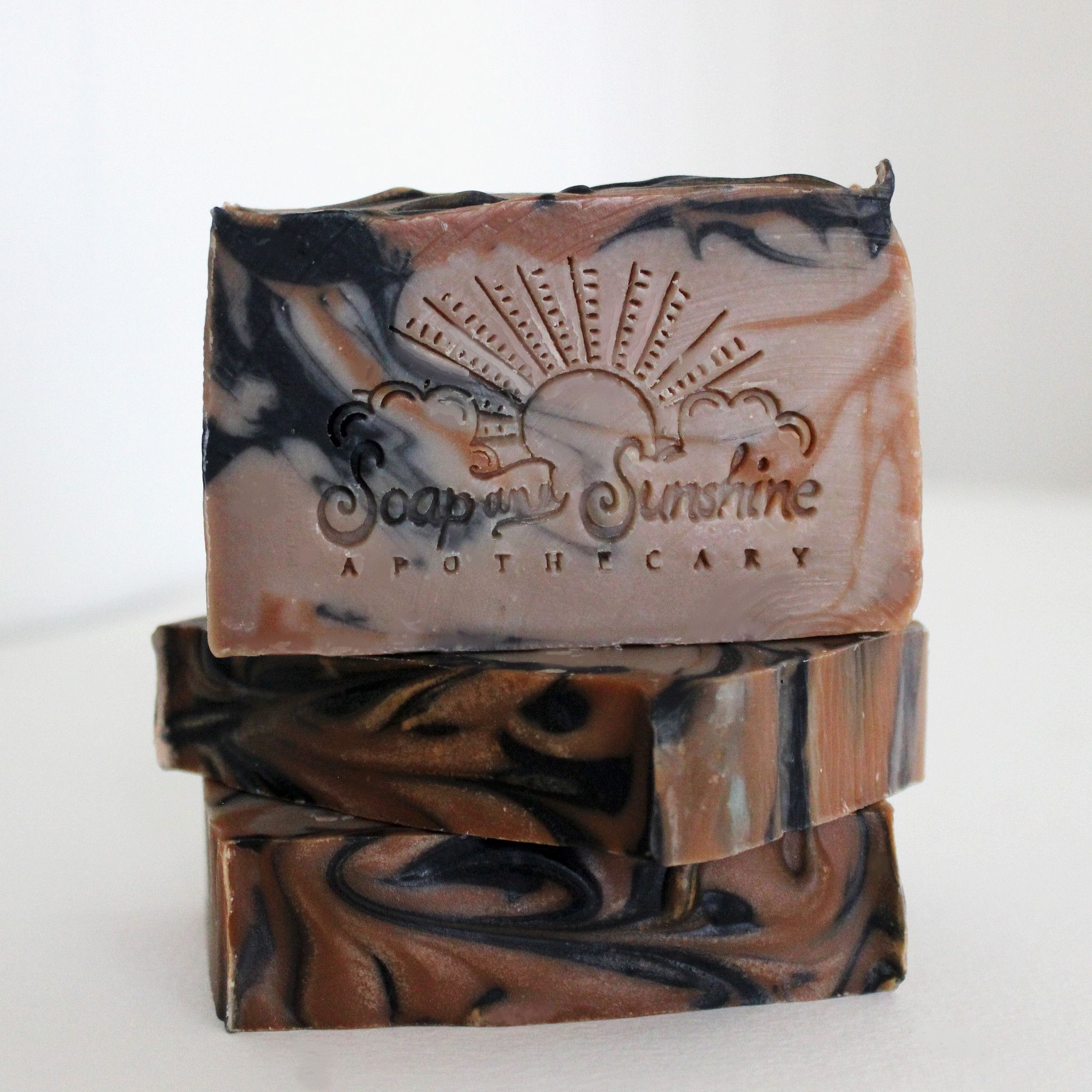 African Charcoal Shea Handcrafted Soap Bar- Free Holiday Shipping Offer! Paraben and pthalate free beauty products!