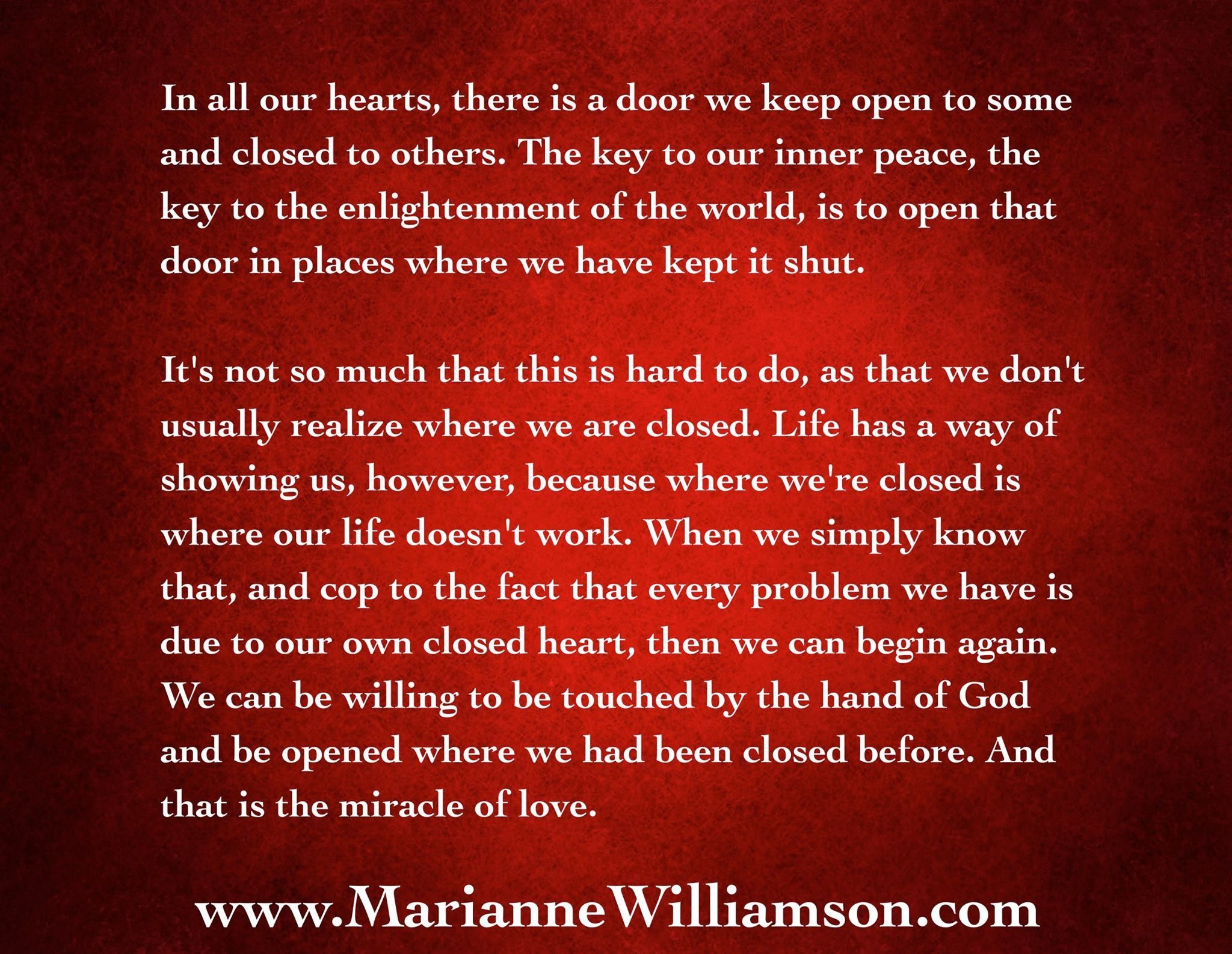 Marianne Williamson Love Quotes Pinsujeeta Malik☀ On Marianne Williamson ☀  Pinterest