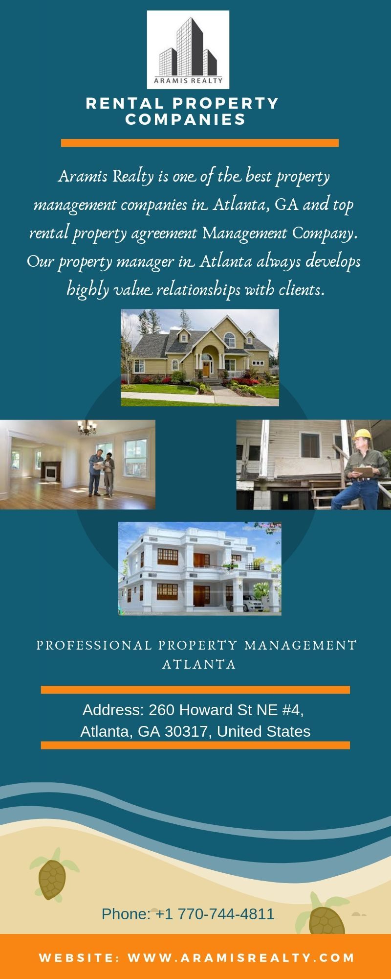 Rental Property Management Companies In Atlanta Rental Property Management Property Management Rental Property