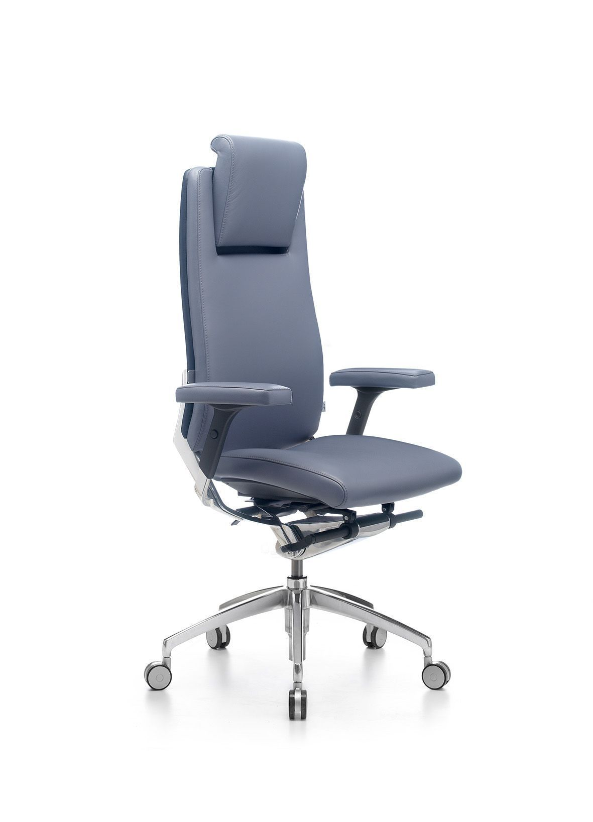 Luxurious High back ergonomic chairs designed for Busy executives who require luxury and fort in a