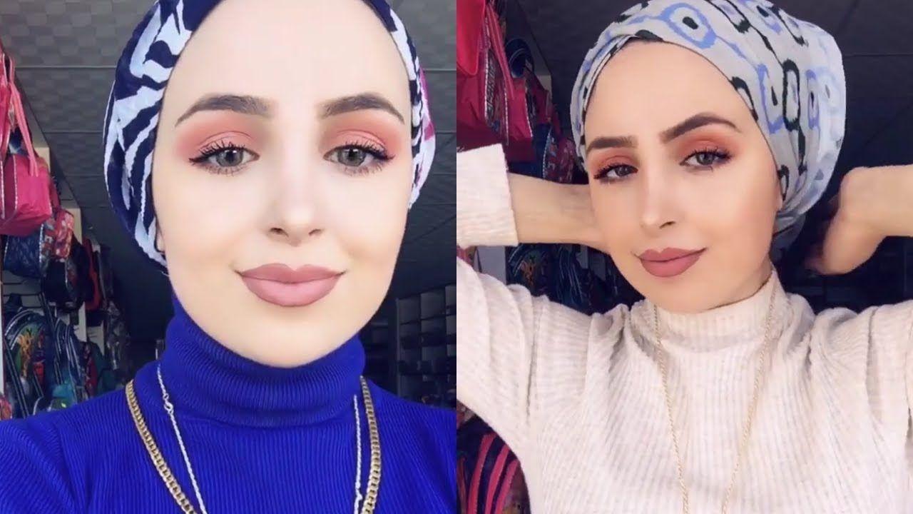 جديد لفات حجاب تركية 2 Turkish Hijab Simple Hijab Tutorial Hijab Tutorial Turkish Wedding