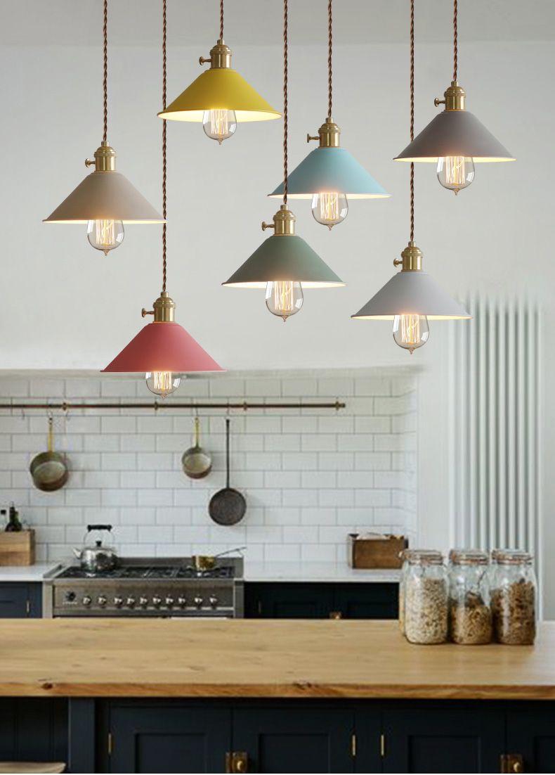 Https Ja Aliexpress Com Item 1 Lot 2 Pieces Macarons Color Umbrella Pendant Lamp Minimalist Modern Creative Cafe Bar Restau インテリア 家具 キッチンのペンダント照明 ダイニングルームの照明
