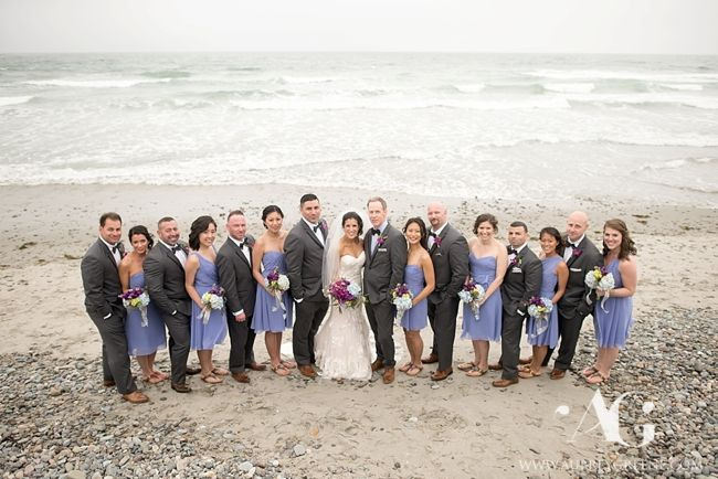 Nantasket Beach Resort Wedding