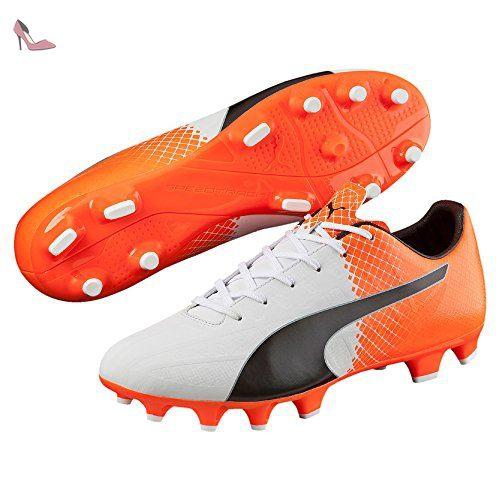 Puma evoSPEED 4,5 Tricks FG Homme Chaussures de football 46
