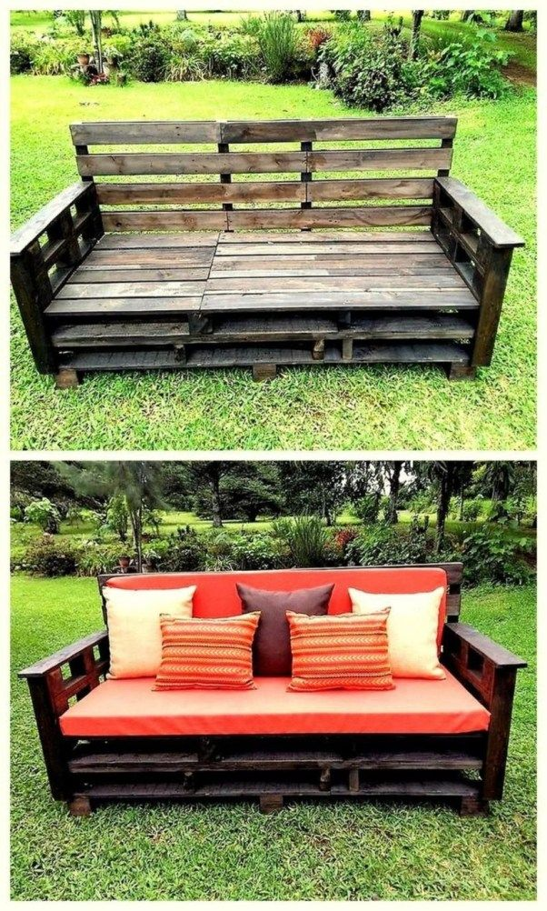 Furniture pallet projects you can diy for your home 28 bricolage - Bricolage A La Maison