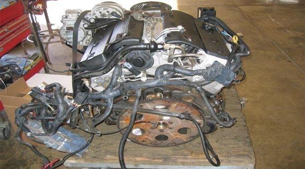 1996 Lt1 Corvette Motor Car Maintenance Corvette Twin Turbo