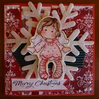 briciole di gioia: card natalizia