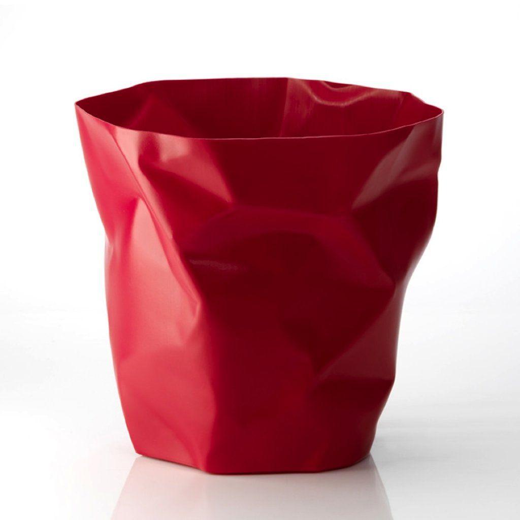 BinBin Crumpled Waste Basket