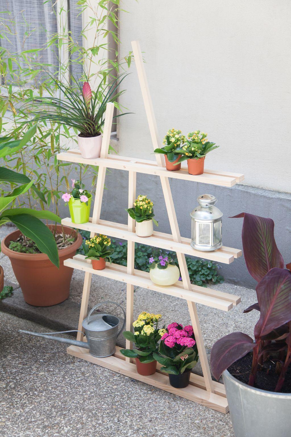 Fabriquer Une Étagère Pour Plantes faire une etagere pour plantes tasso   etagere plante, faire