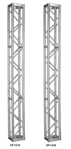 Show Solutions Ep 1210 Pair 12 Square 10 Foot Long Aluminum Truss 10 Feet 10 Things Square