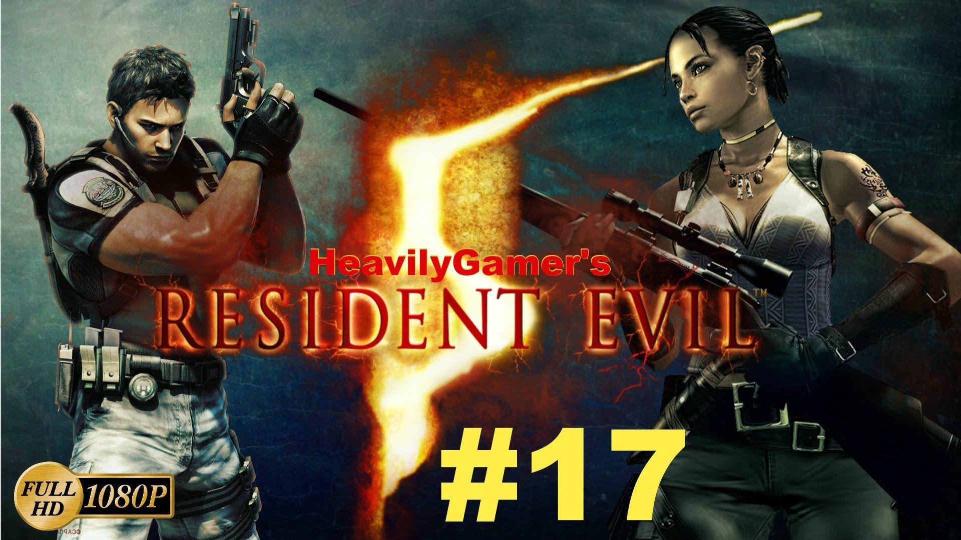 Resident Evil 5 Pc Gameplay Walkthrough Part 17 Extra Content