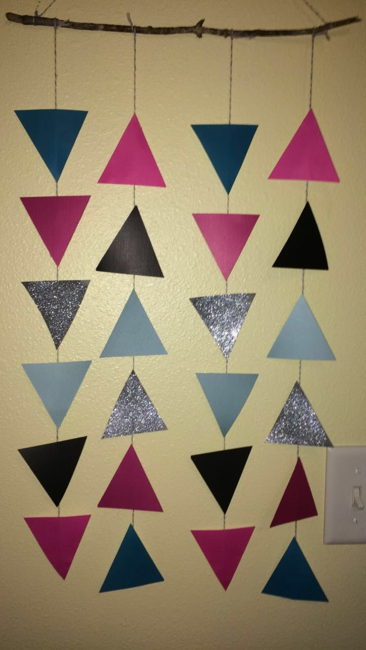 cute diy wall decor | Crafts | Pinterest | Diy wall decor, Diy wall ...