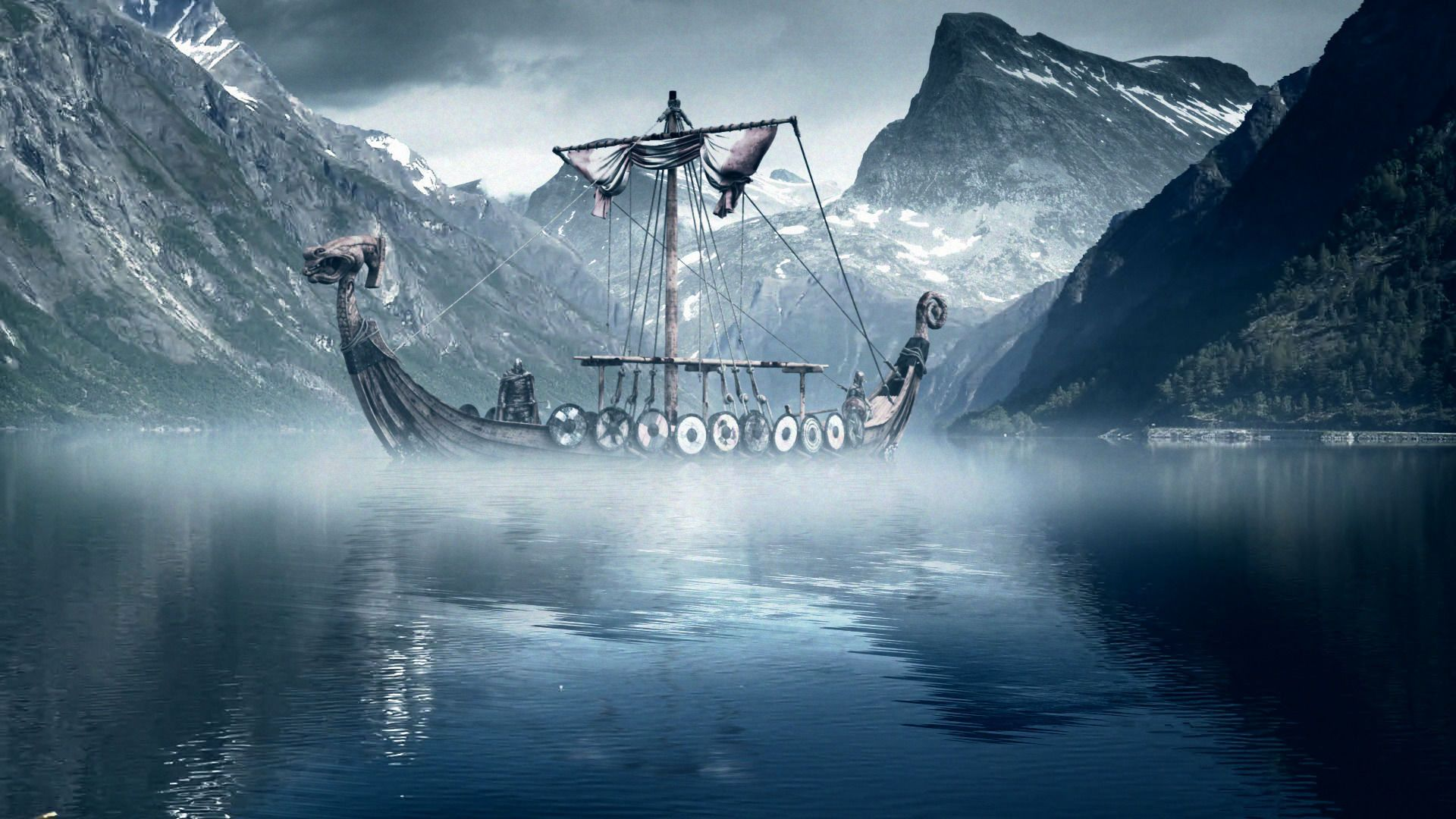 Fond D écran 1920x1080 Viking