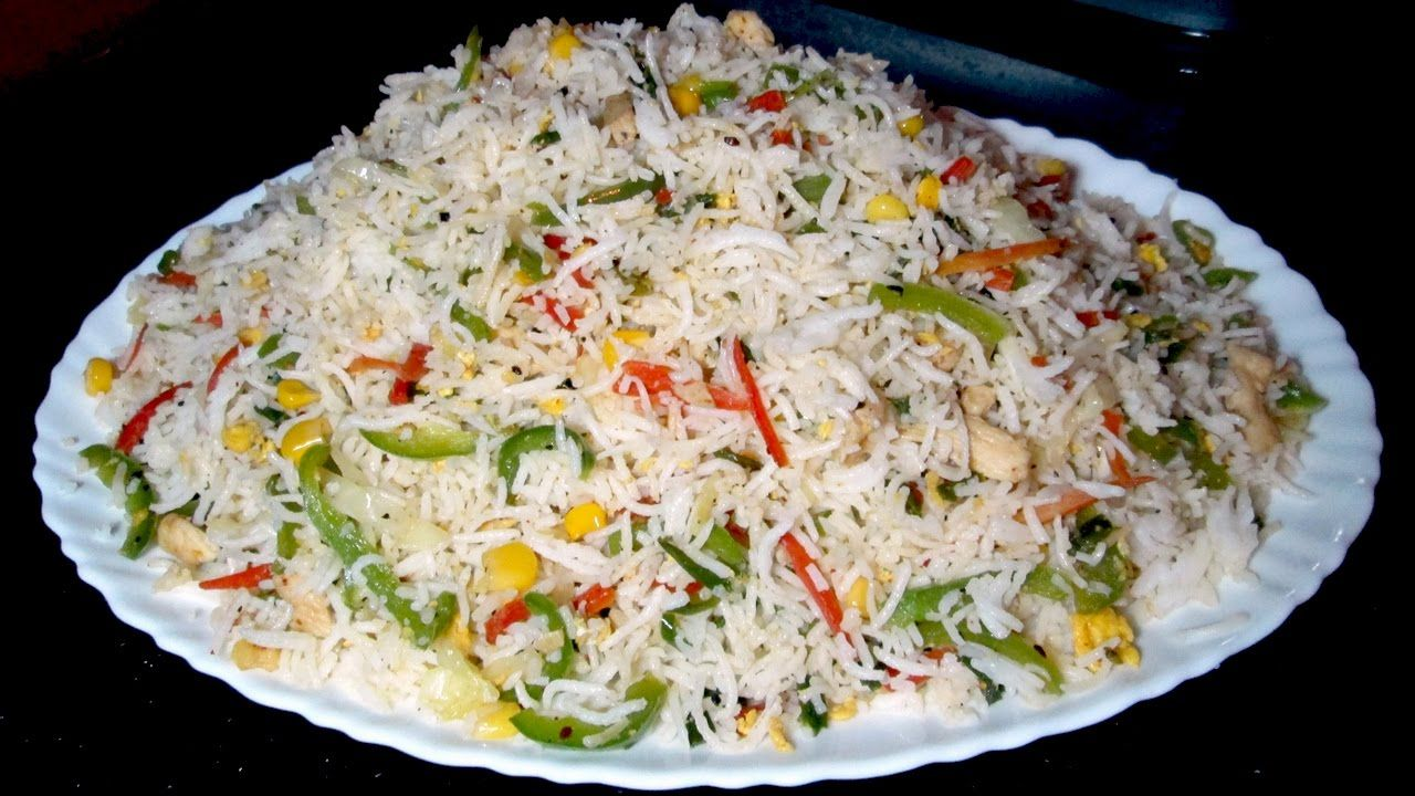 Vegetable fried rice recipe fried rice restaurant style chinese b54cb131db51068feebe08ad1deee97eg ccuart Gallery
