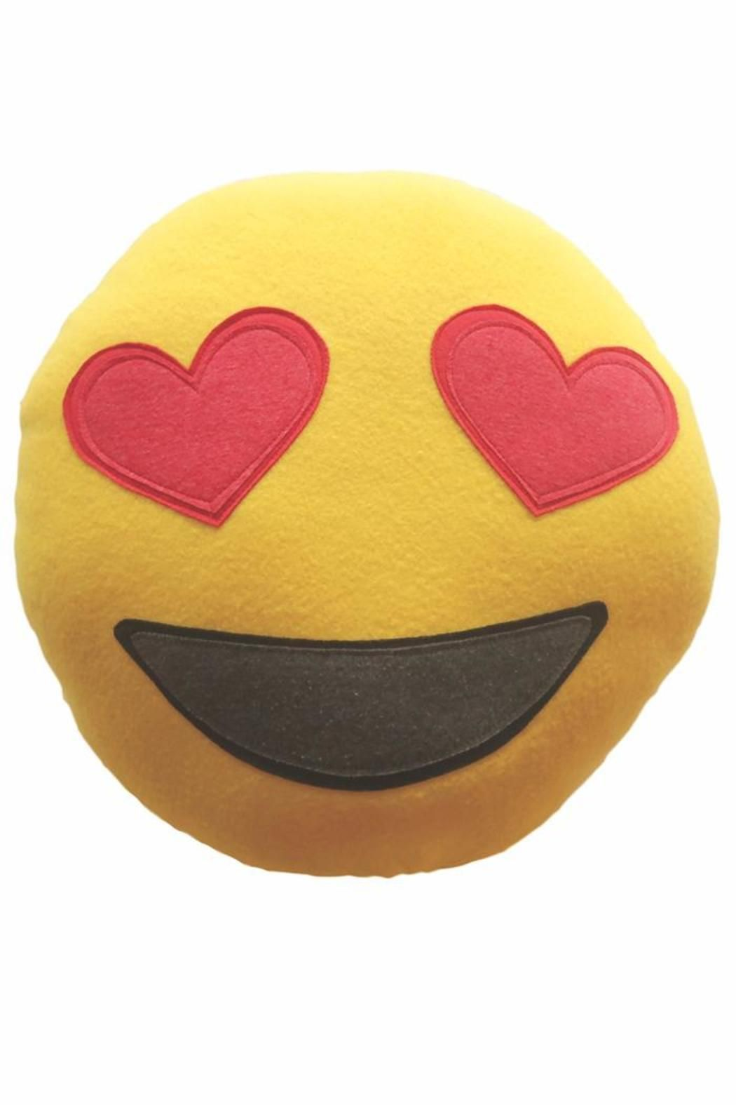 Float design studio smile emoji pillow emoji and layering