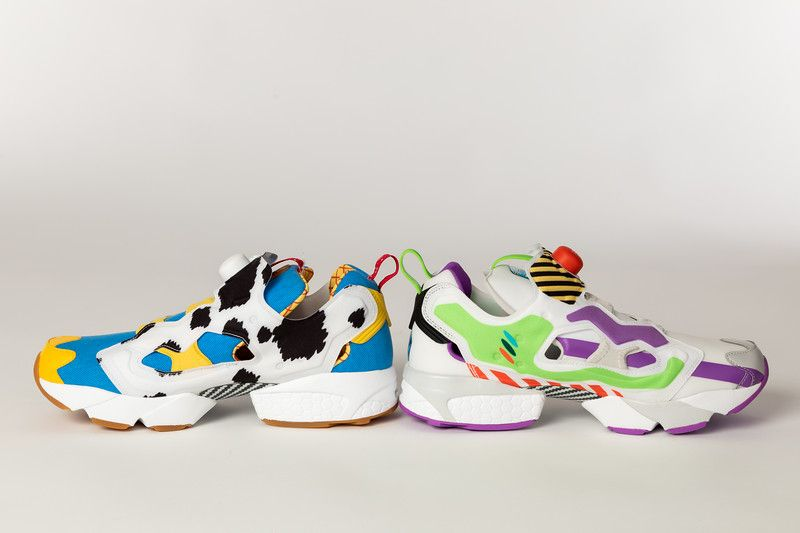 New Bait x Reebok Toy Story Shoes