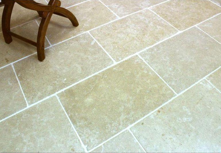 Pierre calcaire naturelle ton mastic pour sol , pierre naturelle ...