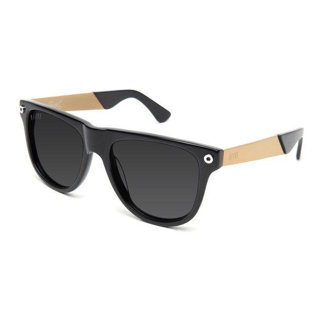 ffeffe4adb242 KLS 2 Black   Gold Polarized Sunglasses by 9Five