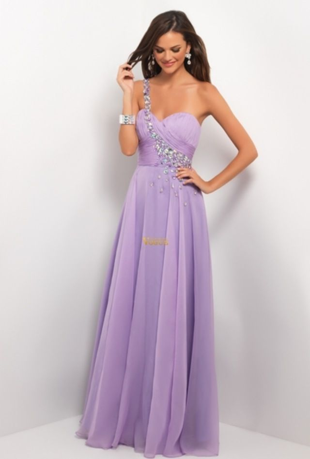 Light purple dress and tan skin Simple but elegant Prom dresses ...