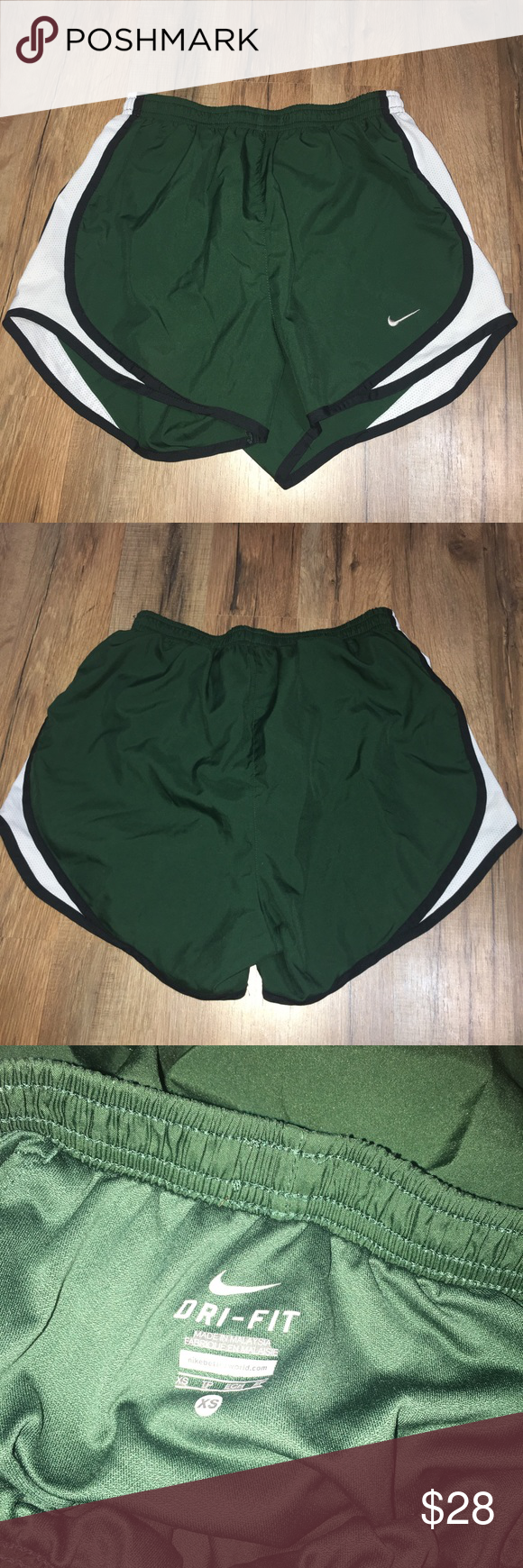 NIKE Dri Fit Tempo running shorts